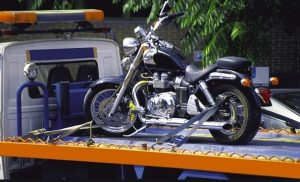 Towing Motorcycle