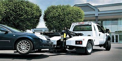 Wheel Lift Towing - Towing Service Chatsworth